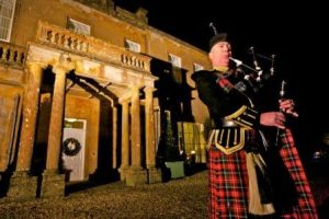 gloucestershire bagpiper