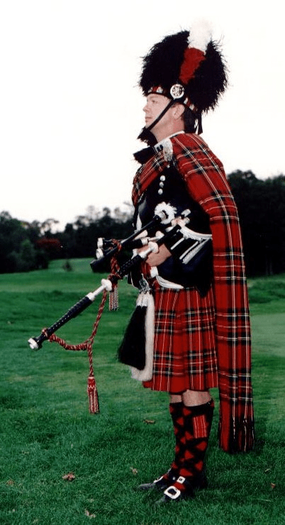 London Piper Roy Anderson