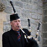 Bob Pinkman - Wales Bagpiper Hire