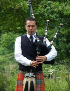 Portsmouth Bagpiper Hire